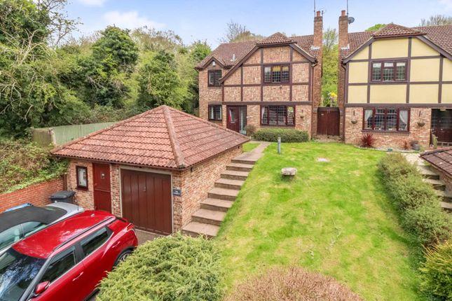 Thumbnail Detached house for sale in Woodhall Lane, Hemel Hempstead