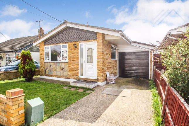 Thumbnail Bungalow for sale in Letzen Road, Canvey Island