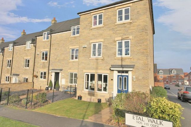 Thumbnail Town house for sale in Etal Walk, Skelton-In-Cleveland, Saltburn-By-The-Sea