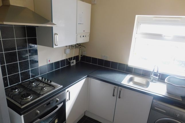Thumbnail Flat to rent in Havelock Road, Derby