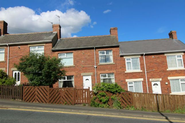 Thumbnail Terraced house for sale in Tyne Road East, Stanley
