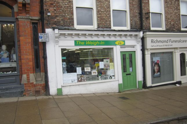 Thumbnail Retail premises to let in Market Place, Richmond