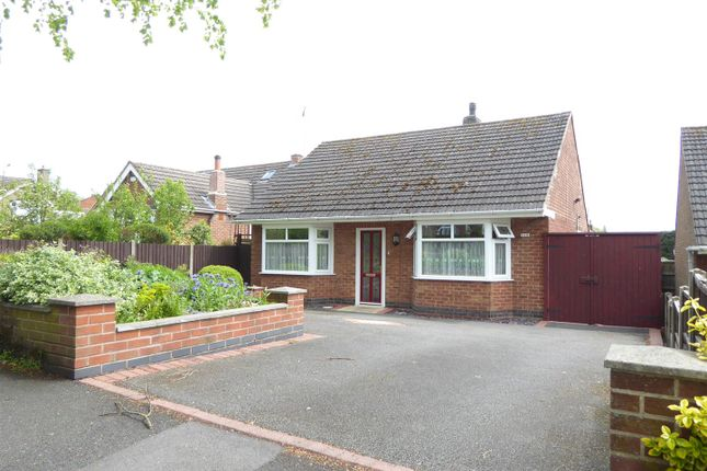 2 bed detached bungalow for sale in Springfield Road, Midway, Swadlincote DE11