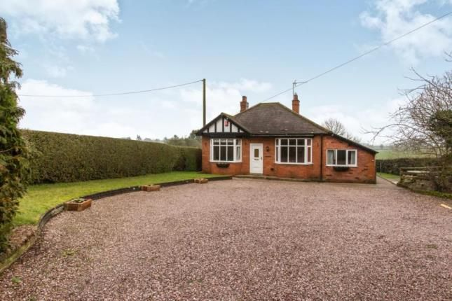 Thumbnail Bungalow for sale in Gravenhunger Lane, Woore, Crewe, Shropshire