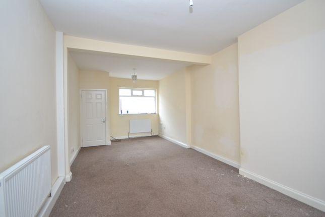 Living Room of Harold Street, Grimsby DN32