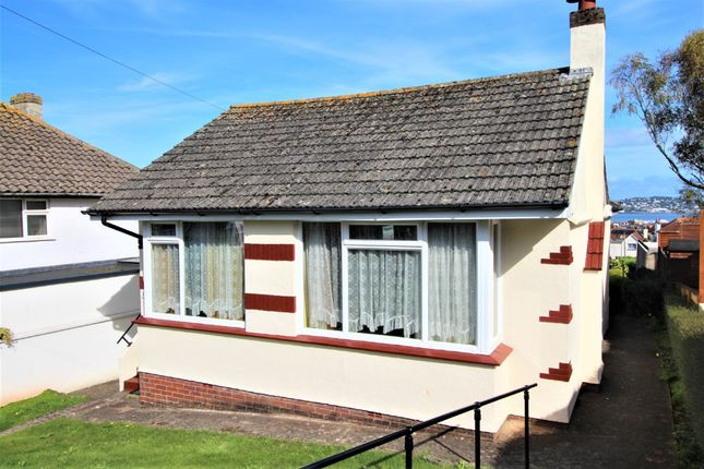 Thumbnail Detached bungalow for sale in Sparksbarn Road, Paignton