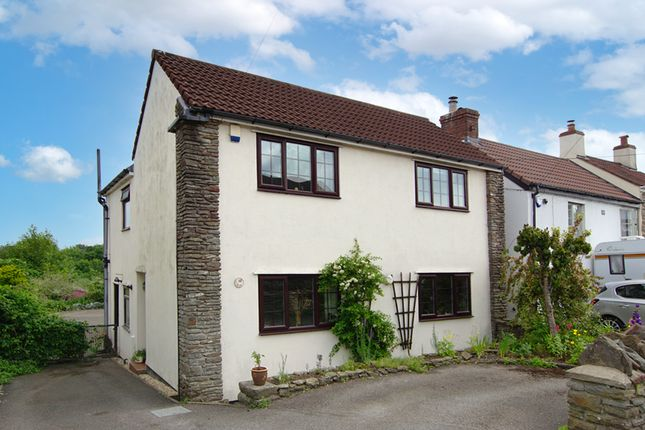 Thumbnail Detached house for sale in Church Road, Winterbourne Down, Bristol