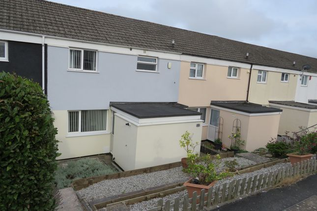Thumbnail Terraced house for sale in Babbacombe Close, Plymouth