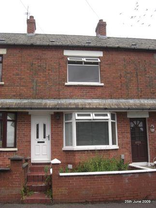 Thumbnail Terraced house to rent in Glenbank Drive, Crumlin Road, Belfast