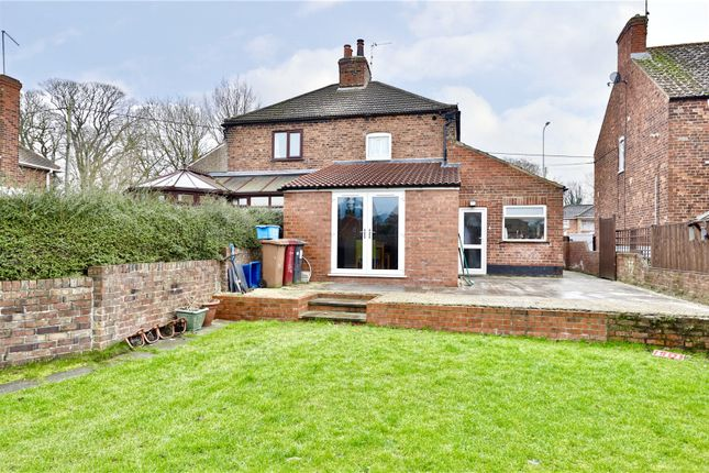 Thumbnail Semi-detached house for sale in Barrow Road, Barton-Upon-Humber