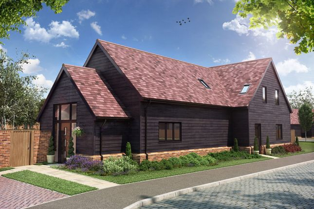 Thumbnail Detached house for sale in Beltaine Manor, Northill Meadows, Ickwell Road, Northill