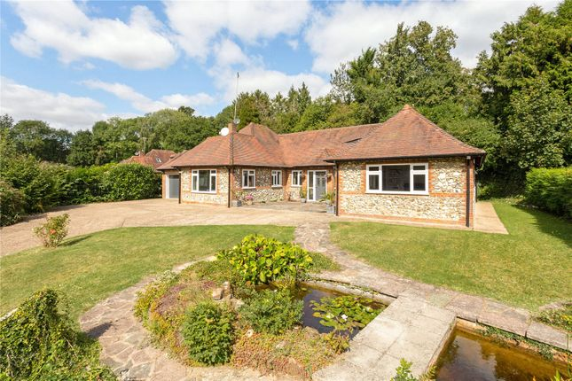 Thumbnail Bungalow for sale in Rucklers Lane, Kings Langley, Hertfordshire
