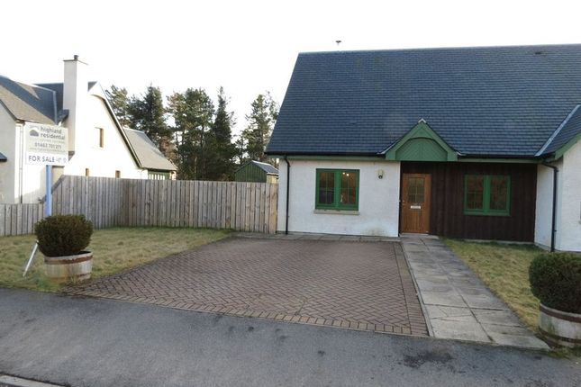 Thumbnail Semi-detached bungalow for sale in Nethy Bridge