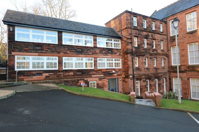 4 bed terraced house to rent in Victoria Crescent Road, Glasgow G12