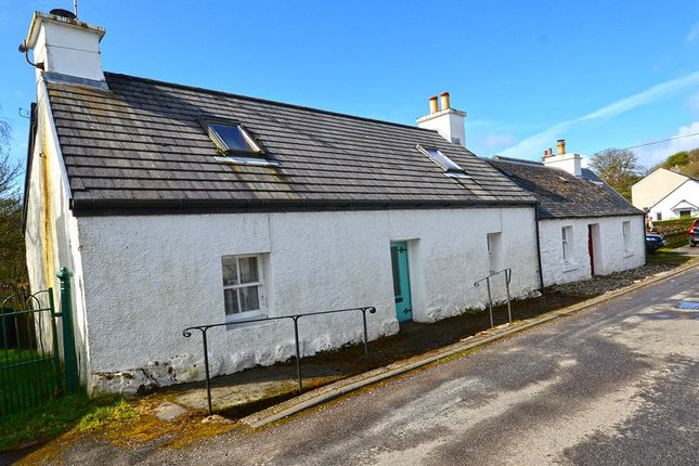 Thumbnail Cottage for sale in Plane Tree Cottage, Dervaig, Isle Of Mull