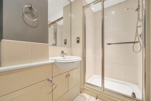 Bathroom of Londinium Tower, 87 Mansell Street, London E1