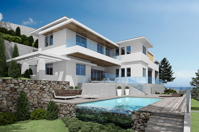 Thumbnail Villa for sale in Trellows M Villa, Germasogeia, Limassol