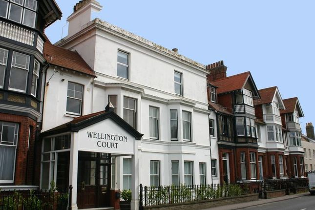 Thumbnail Flat for sale in Dover Road, Walmer, Deal