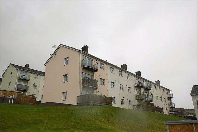 Thumbnail Flat for sale in 12, Gwel Rheidol, Penparcau, Aberystwyth, Ceredigion