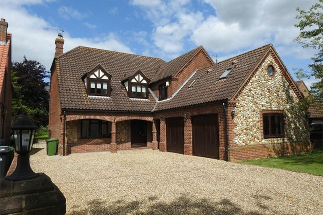 Thumbnail Property for sale in Westgate Street, Shouldham, King's Lynn