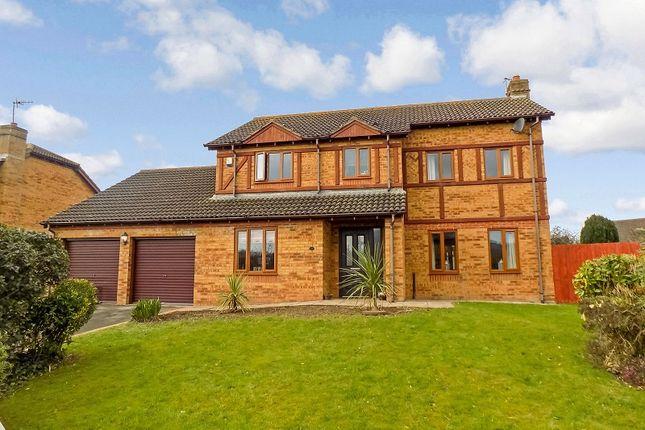 Thumbnail Detached house for sale in Eglwys Nunnydd, Margam, Port Talbot, Neath Port Talbot.