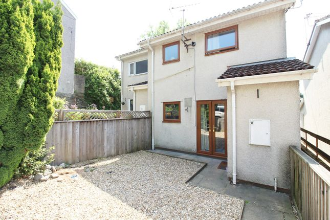 Thumbnail Semi-detached house for sale in Malpas Road, Newport