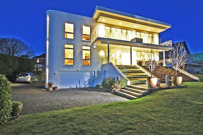 Thumbnail Detached house for sale in Barton Common Road, Barton On Sea, New Milton