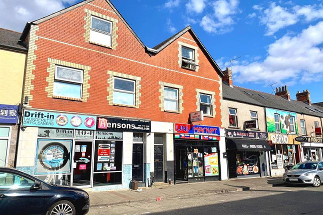 Thumbnail Property for sale in Salisbury Road, Cathays, Cardiff