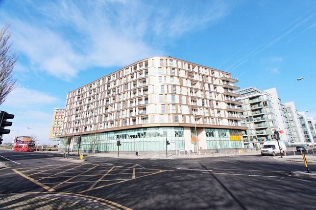 Thumbnail Flat for sale in Coppermill Heights, Mill Mead Road, London
