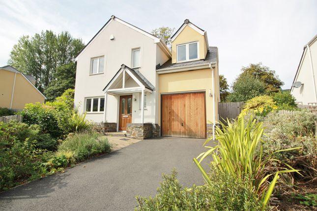 Thumbnail Detached house for sale in Coed Y Brenin, Llantilio Pertholey, Abergavenny