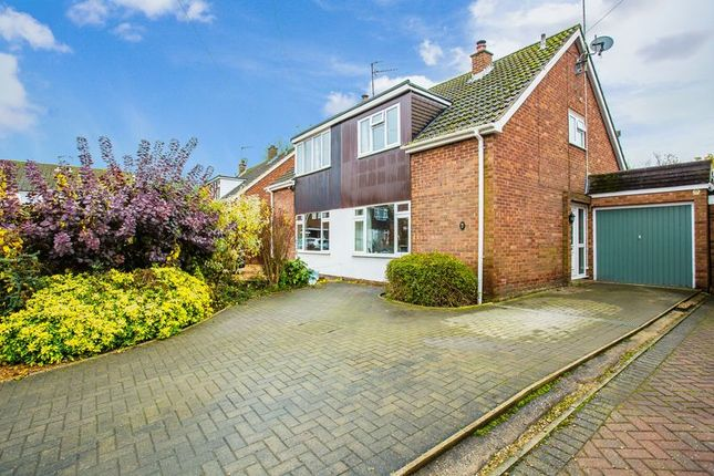 Thumbnail Semi-detached house to rent in Greenway, Great Horwood, Milton Keynes