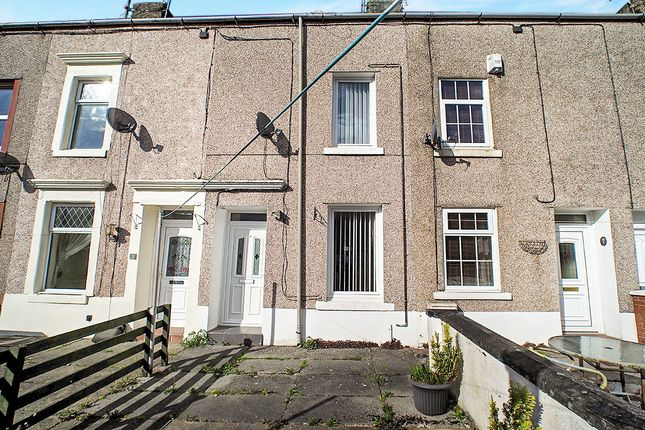 Thumbnail Terraced house for sale in Melbourne Terrace, High Harrington, Workington