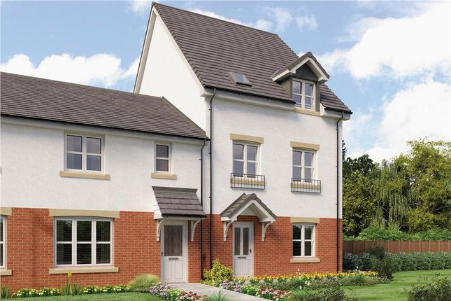"""Thumbnail Mews house for sale in """"Laird End"""" at Lenzie, Kirkintilloch, Glasgow"""