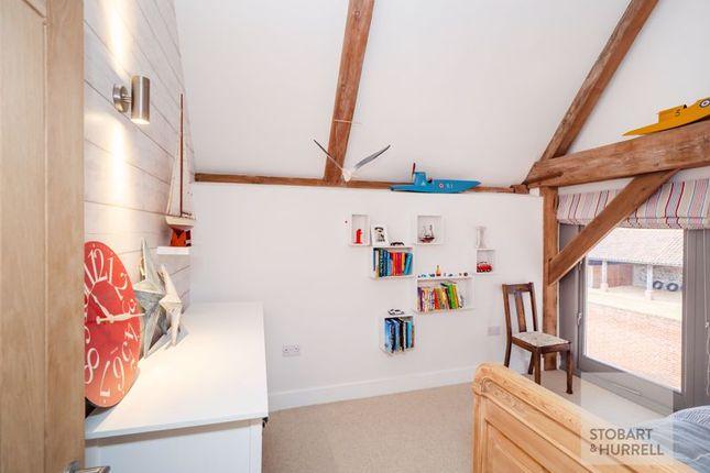 Bedroom 4 of East Barn, High Street, Sloley, Norfolk NR12