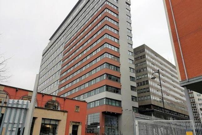 Thumbnail Flat to rent in 101 Newhall Street, Birmingham