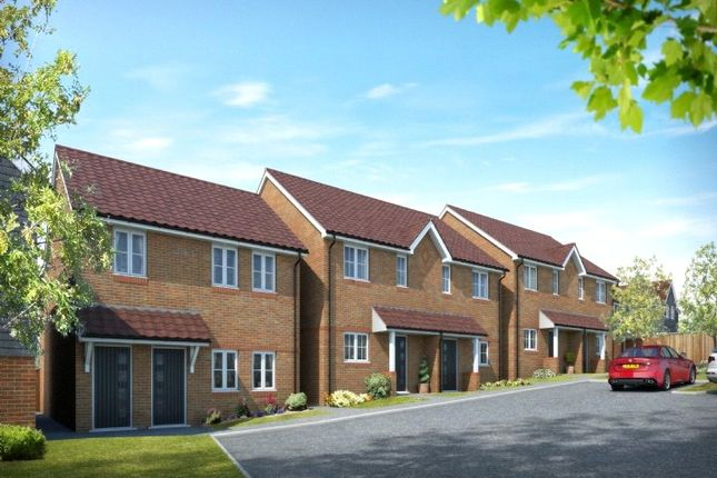 Semi-detached house for sale in Silverwood Rise, Romsey, Hampshire