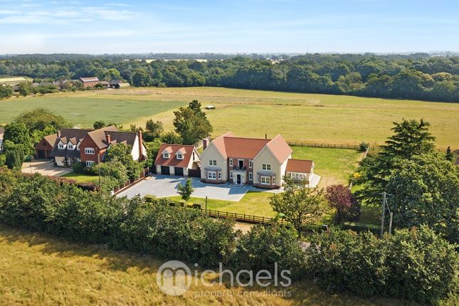 4 bed detached house for sale in Alresford Road, Wivenhoe, Colchester CO7