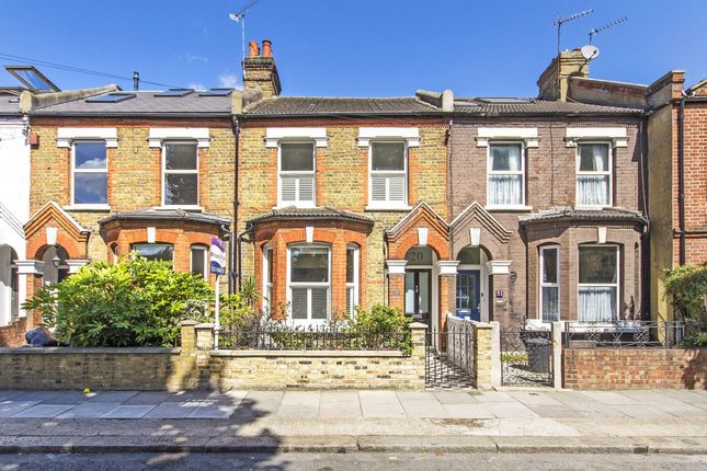 Thumbnail Terraced house to rent in Swaffield Road, London