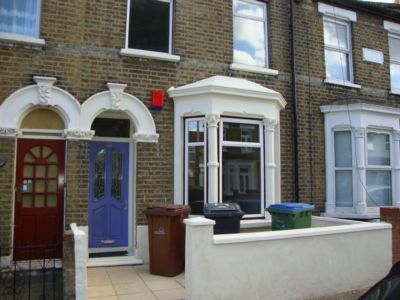 Thumbnail Terraced house to rent in Wragby Road, Leyton