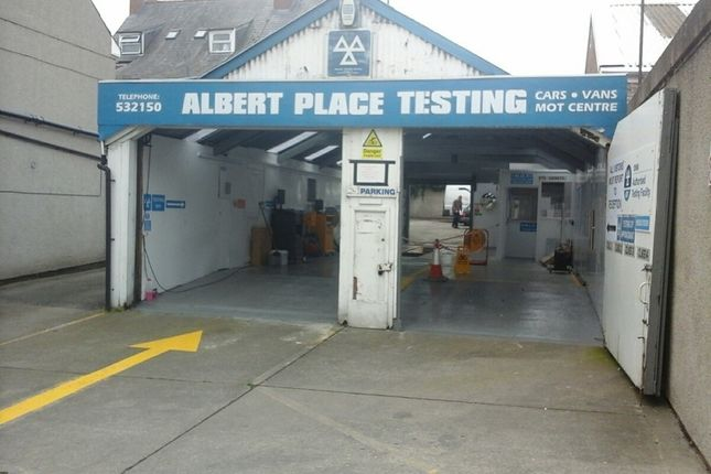 Thumbnail Warehouse for sale in Albert Place, Colwyn Bay