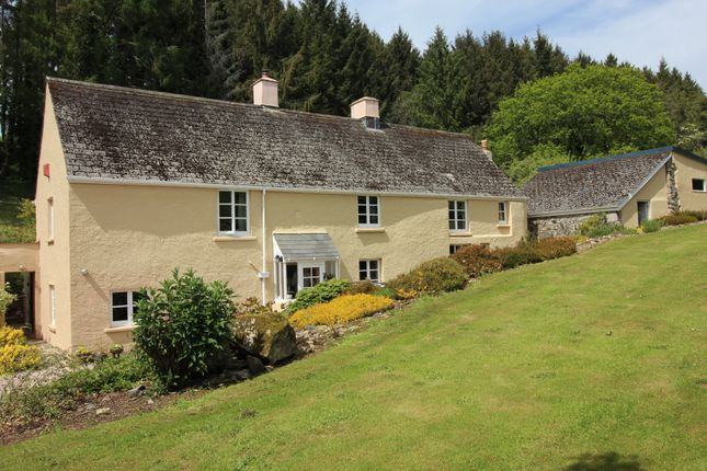 Thumbnail Detached house for sale in Nr Holne, Devon