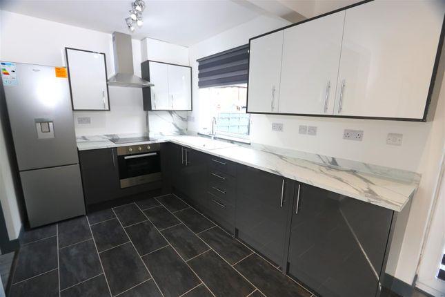 Kitchen of Willingdon Drive, Prestwich, Manchester M25