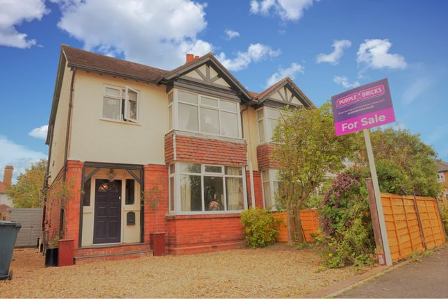 Thumbnail Semi-detached house for sale in Underdale Avenue, Shrewsbury