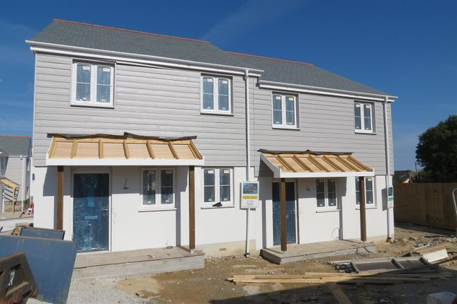 Thumbnail Semi-detached house for sale in Seaways, St. Austell