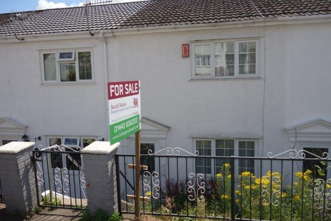 Thumbnail Terraced house for sale in The Uplands, Pentre
