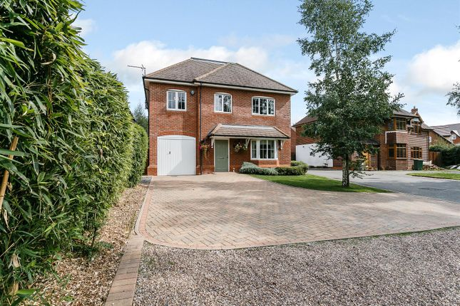Thumbnail Detached house for sale in Welsh Road, Balsall Common, Coventry