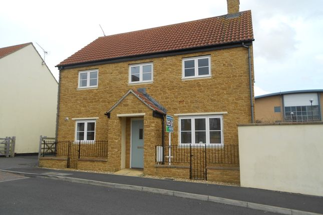 Thumbnail Detached house to rent in Highmere, Brympton, Yeovil