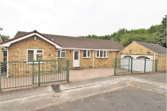 Thumbnail Detached bungalow for sale in Wharncliffe Close, Hoyland, Barnsley