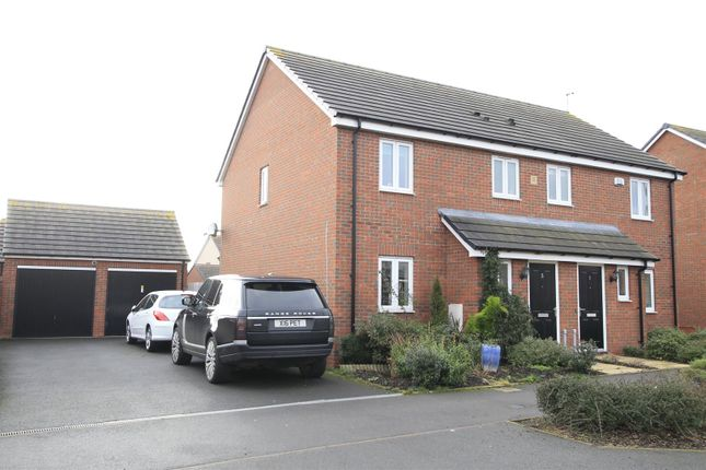 Thumbnail Semi-detached house for sale in Astoria Drive, Coventry