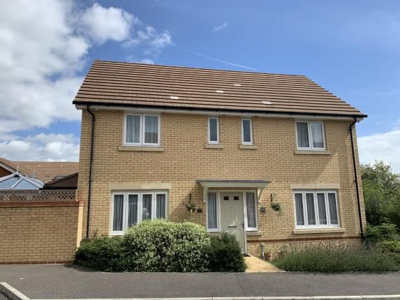 Thumbnail Detached house for sale in Portsmouth, Hampshire, England